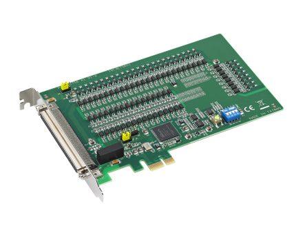 64-ch Isolated Digital I/O PCIE Card