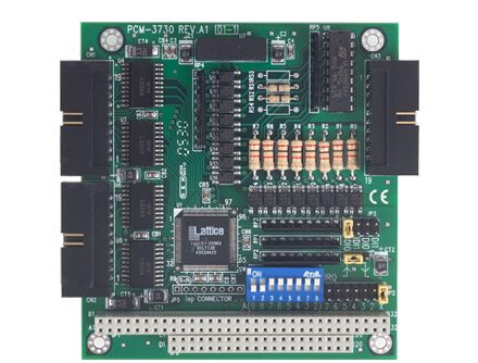 16-ch Isolated Digital I/O PC/104 Module