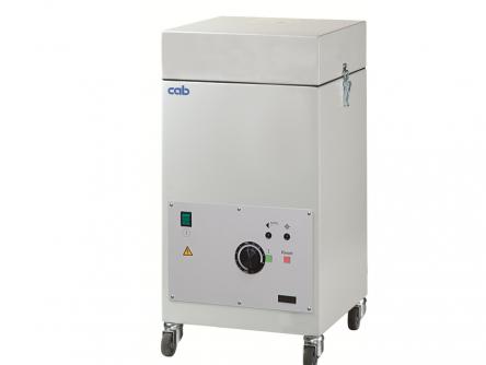Graviravimo atliekų surinkimo ir filtrų sistema AF1.1